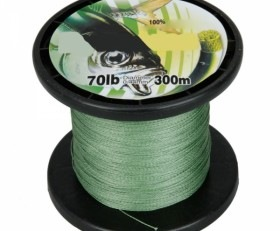 70LB Fishing Line (300M Spool) – Green