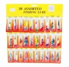 30 piece Fishing Lure Kit